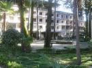 Вид на корпус отеля Айтар в Абхазии
